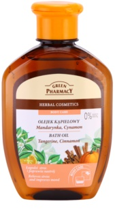 Green Pharmacy Body Care Tangerine & Cinnamon Badeöl