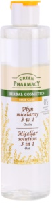 Green Pharmacy Face Care Oat micelarna voda 3v1