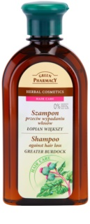 Green Pharmacy Hair Care Greater Burdock Shampoo To Treat Losing Hair