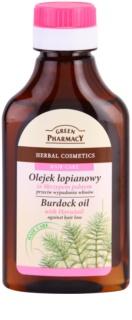Green Pharmacy Hair Care Horsetail huile de bardane anti-chute
