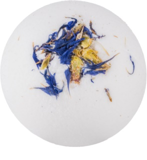 Greenum Cornflowers Effervescent Bath Bomb