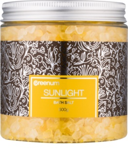 Greenum Sunlight sel de bain