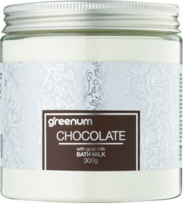 Greenum Chocolate mleko do kąpieli w proszku