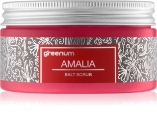 Greenum Salt Scrub скраб със сол за тяло
