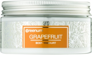 Greenum Grapefruit yaourt corporel