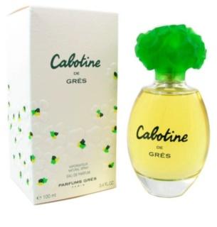 Gres Cabotine eau de parfum pour femme 100 ml
