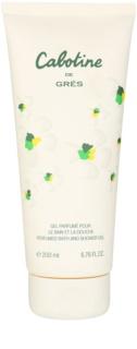 Gres Cabotine gel de duche para mulheres 200 ml