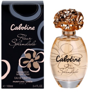 Gres Cabotine Fleur Splendide Eau de Toilette para mulheres 100 ml