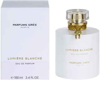 Gres Lumiere Blanche Eau de Parfum voor Vrouwen  100 ml