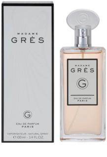 Gres Madame Gres Eau de Parfum voor Vrouwen  100 ml