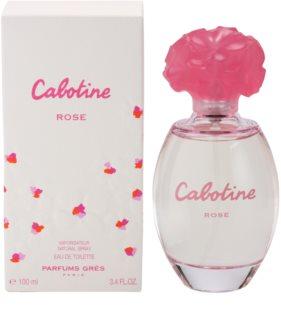Gres Cabotine Rose Eau de Toilette voor Vrouwen  100 ml