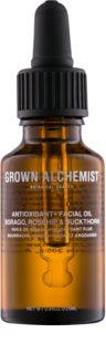 Grown Alchemist Activate huile antioxydante intense pour le visage jour et nuit pour raffermir le visage
