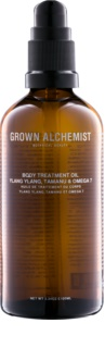 Grown Alchemist Hand & Body huile corporelle traitante pour peaux sèches et sensibles