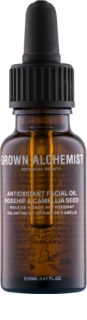 Grown Alchemist Activate óleo  facial antioxidante de dia e noite