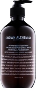 Grown Alchemist Hand & Body gel za prhanje za suho kožo