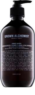 Grown Alchemist Hand & Body savon liquide mains au bois de santal