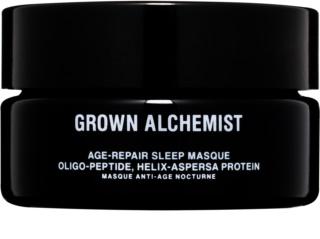 Grown Alchemist Activate maseczka do twarzy na noc przeciw oznakom starzenia