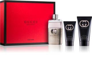 Gucci Guilty Pour Homme dárková sada VII.