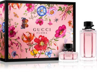 Gucci Flora by Gucci – Gorgeous Gardenia Gift Set II.
