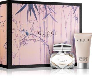 Gucci Bamboo coffret cadeau VIII.