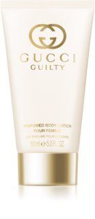 Gucci Guilty Pour Femme leche corporal para mujer 150 ml