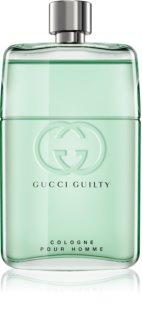 Gucci Guilty Cologne Pour Homme Eau de Toilette for Men 150 ml