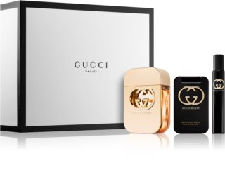 Gucci Guilty Geschenkset XII. für Damen