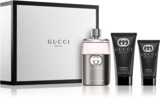 Gucci Guilty Pour Homme zestaw upominkowy I. dla mężczyzn