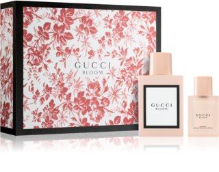 Gucci Bloom lote de regalo V. para mujer