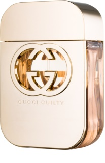 Gucci Guilty Eau de Toilette für Damen 75 ml