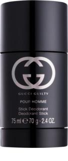 Gucci Guilty Pour Homme deostick pro muže 75 ml