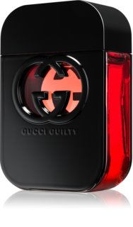 Gucci Guilty Black eau de toilette da donna 75 ml