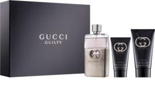 Gucci Guilty Pour Homme подарунковий набір VІ bb8fbc24c58eb