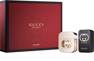 Gucci Guilty Gift Set  IV.