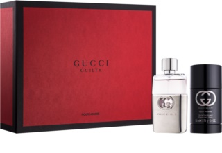 Gucci Guilty Pour Homme Gift Set XI.