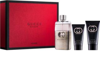 Gucci Guilty Pour Homme ajándékszett VI.