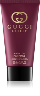 Gucci Guilty Absolute Pour Femme lapte de corp pentru femei 150 ml