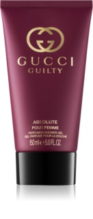 Gucci Guilty Absolute Pour Femme gel doccia per donna 150 ml