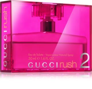 Gucci Rush 2 woda toaletowa dla kobiet 50 ml