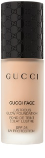 Gucci Face Lustrous Glow Foundation Brightening Foundation SPF 25