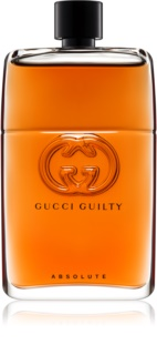 Gucci Guilty Absolute lozione after-shave per uomo 90 ml