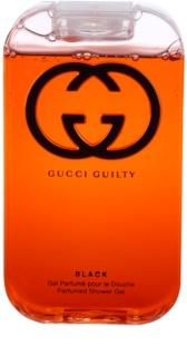 Gucci Guilty Black gel de dus pentru femei 200 ml
