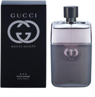 Gucci Guilty Eau Pour Homme Eau de Toilette pentru barbati 90 ml