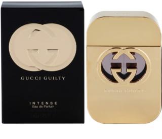 Gucci Guilty Intense eau de parfum nőknek 75 ml