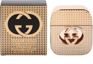 Gucci Guilty Stud Limited Edition Eau de Toilette für Damen 50 ml