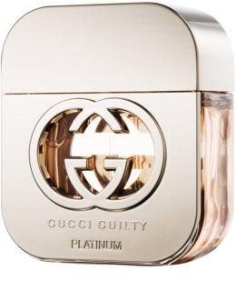 Gucci Guilty Platinum Eau de Toilette für Damen 50 ml
