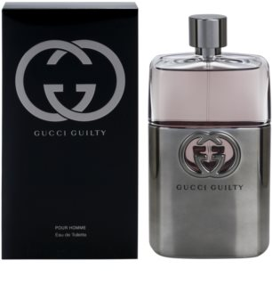 Gucci Guilty Pour Homme toaletná voda pre mužov 90 ml
