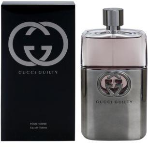 Gucci Guilty Pour Homme eau de toilette férfiaknak 90 ml