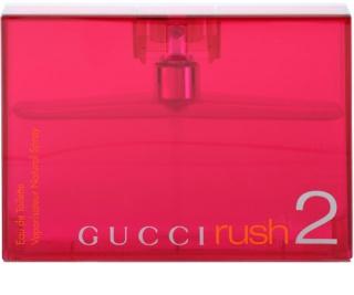 Gucci Rush2 toaletní voda pro ženy 50 ml