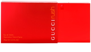 Gucci Rush eau de toilette nőknek 75 ml